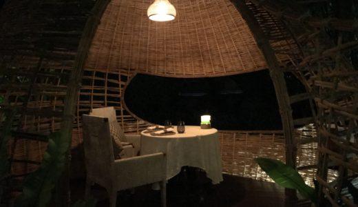 予約困難!バリ島ウブドの最高級レストランKubu(クブ)は異次元の雰囲気!